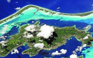 De Valencia a Bora Bora, el mundo como no lo habías visto