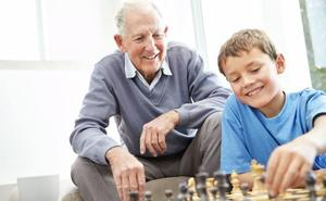 El cerebro joven de los ancianos