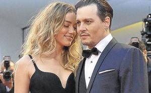 La 'ex' de Depp dona el dinero de su divorcio