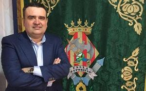 Manolo Mas, presidente de Exposición para las Fallas 2019