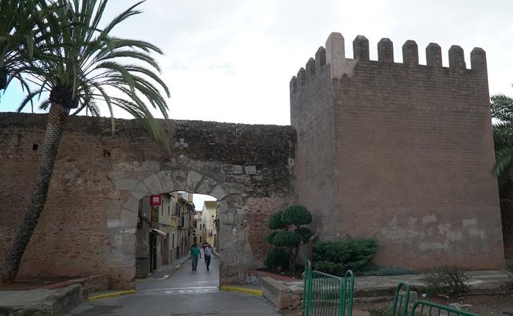 Fotos de Mascarell, el único pueblo totalmente amurallado de la Comunitat Valenciana
