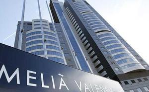 UGT-PV convoca huelga indefinida en el Hotel Meliá ante el «despido de toda la plantilla» de camareras de piso