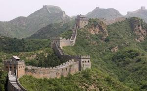 ¿Dónde empieza y dónde acaba la Muralla China?