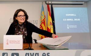 El Consell aprueba la supresión de seis grados y seis másteres de cuatro universidades valencianas