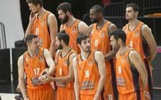 El Valencia Basket, atrapado por un accidente en Cariñena