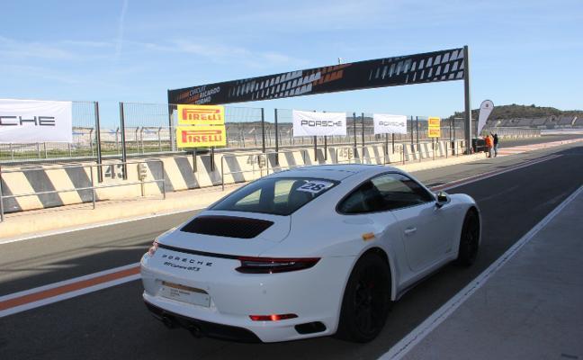 Porsche 'experience' en el Circuito de Cheste