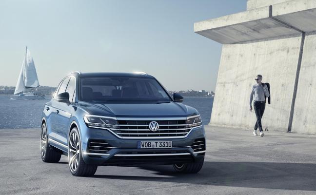 El nuevo Volkswagen Touareg se pone a la venta en España