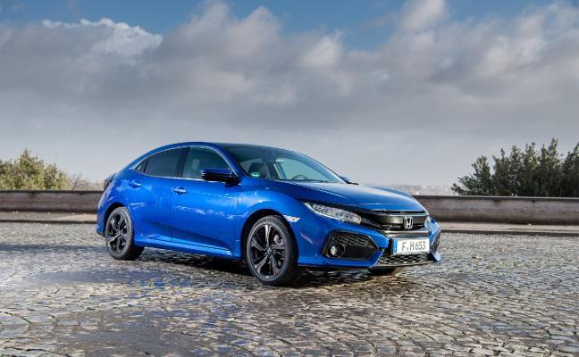 Nuevo Honda Civic diesel: Eficiencia y deportividad