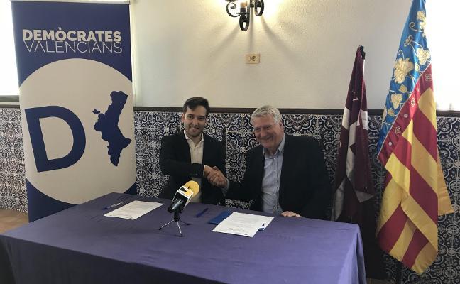 GISPM y Demòcrates Valencians firman un acuerdo de colaboración