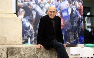 José Sanchis Sinisterra: «La gente del teatro tendemos a quejarnos, pero siempre hemos tenido que luchar»
