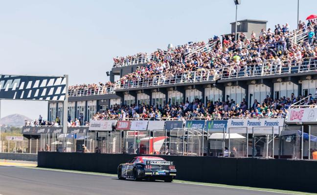 Fin de semana espectacular con la Euronascar en el Circuit