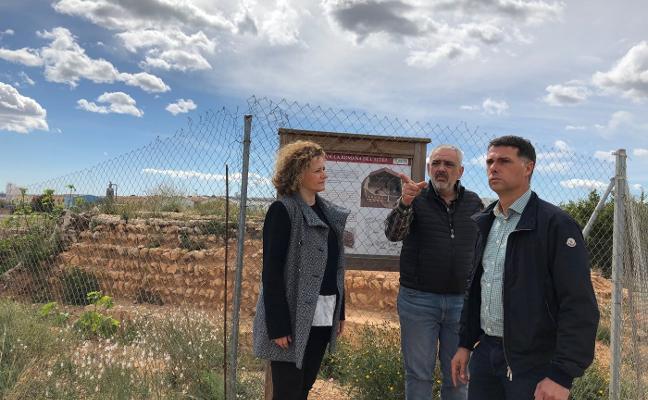 El PP de Torrent pide que se actúe de forma «urgente» en la Villa Romana del Alter