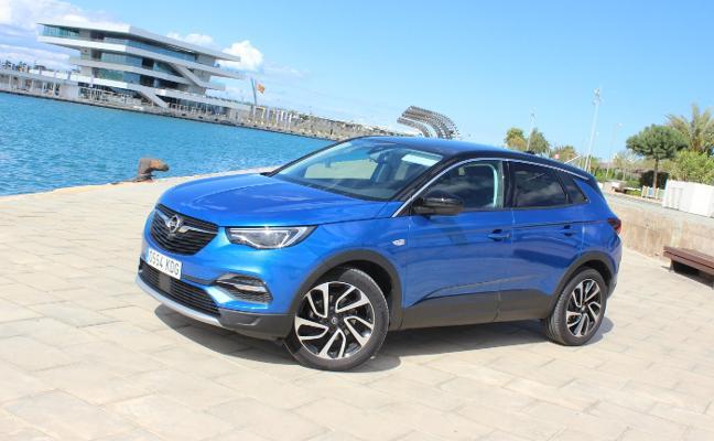 Opel Grandland X: Un SUV más viajero que urbano