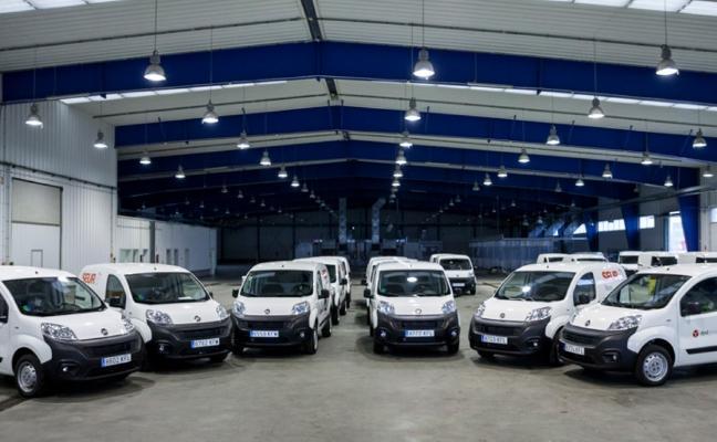 SEUR adquiere cien Fiat Fiorino impulsados por Gas Natural
