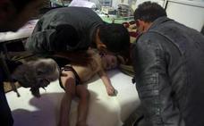 EE UU dice tener pruebas de que el régimen sirio perpetró el ataque con armas químicas en Duma