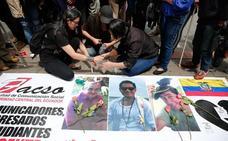 De una heladería en Valencia a la muerte en Ecuador