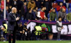 Paco López asegura que «ha sido demasiado castigo para lo que ha hecho el equipo»
