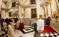 Así es la recuperada Capilla de la Comunión de San Nicolás de Valencia