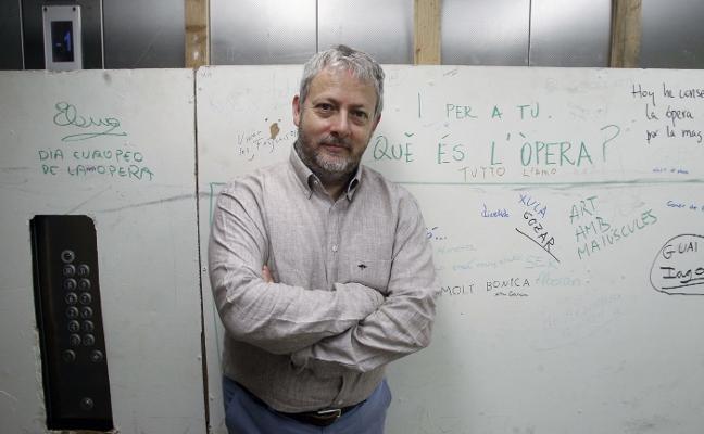 La renuncia de Fabio Biondi acrecienta la crisis en el Palau de les Arts