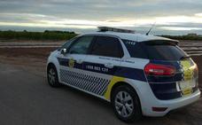 Persecución a 100 km/h por el interior de dos municipios de l'Horta Nord