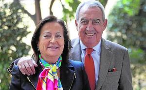 Federico Félix y María José Lavech: «Somos una pareja feliz»