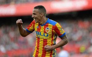 Rodrigo, el mejor jugador de LaLiga en marzo