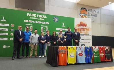 El Valencia Basket abrirá la fase de ascenso con el Ensino y el Claret con el León