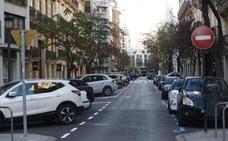 El plan de movilidad del Ensanche plantea reducir la velocidad y la zona naranja
