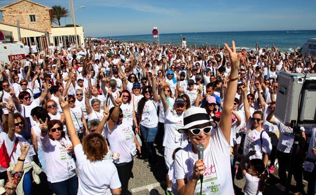 Amunt recauda 2.000 euros contra el cáncer