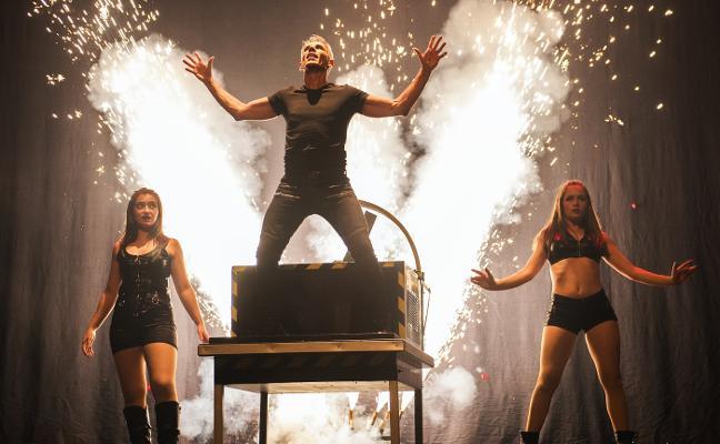 El concurso de magia de Almussafes bate récord en participación