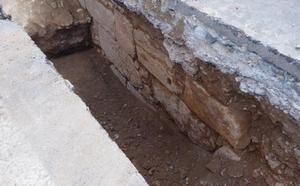 Las obras junto al cauce se han topado ya con once zonas arqueológicas