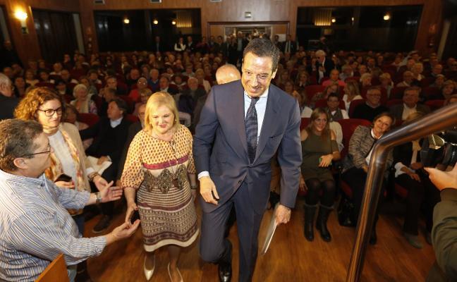 Zaplana reivindica su legado y detecta falta de relato en el PP de Bonig