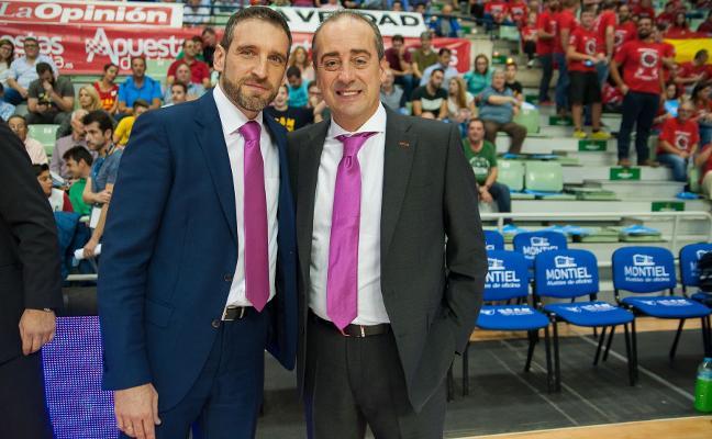 El Valencia Basket sigue de cerca a Ibon Navarro