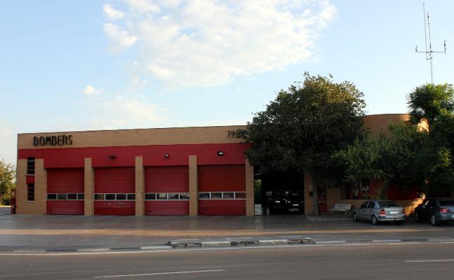 500.000 euros para obras de mejora en los parques de bomberos