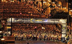 La 15K nocturna de Valencia entra en el calendario internacional