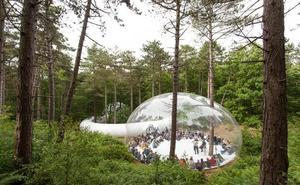 Así son las esculturas gigantes e inflables que llegarán a Valencia