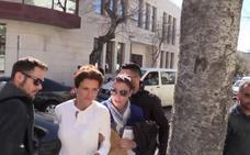 María Jesús Ruiz acude al juicio contra Gil Silgado