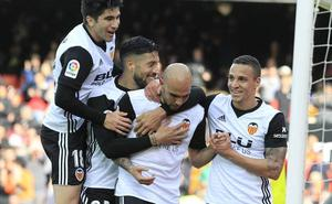 El Valencia jugará en Arabia Saudí