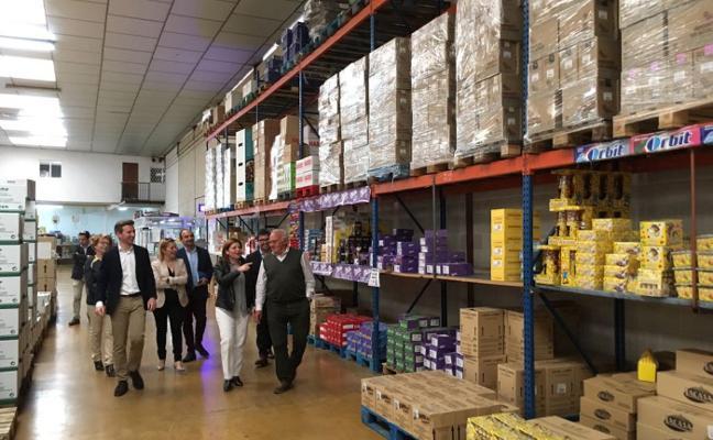 Bonig destaca la labor de las empresas que llevan naranjas a Estados Unidos y Canadá