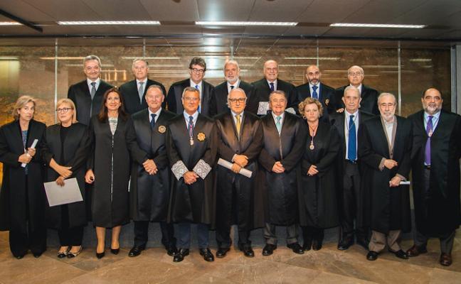 Nuevos miembros de la Academia de Jurisprudencia