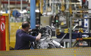 Ford anuncia otro ERE temporal en la planta de motores