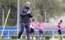 Paco López: «Pase lo que pase ante el Málaga no será definitivo»
