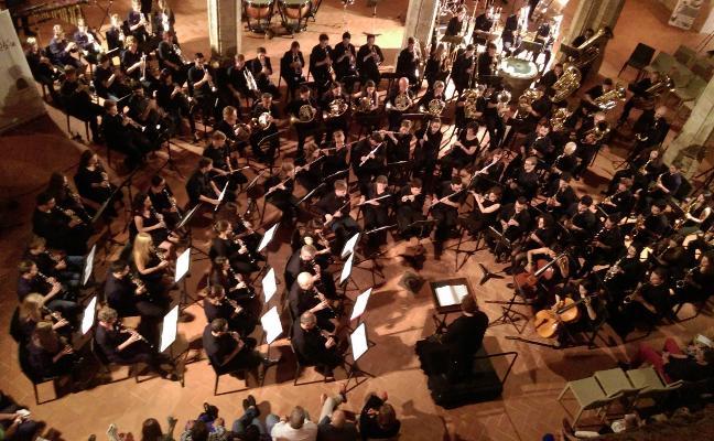 Una sinfonía para inmortalizar un centenario