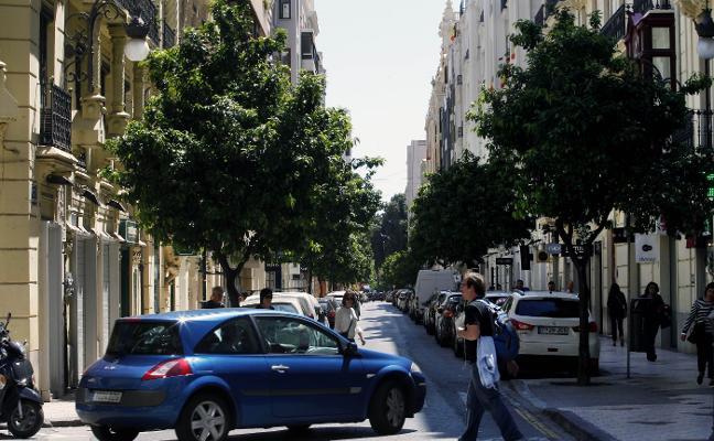 El Ayuntamiento plantea peatonalizar parte de Jorge Juan tras su reforma