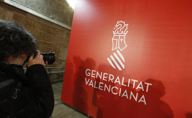 La actualización del logotipo de la Generalitat costó más de 30.000 euros