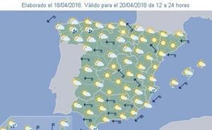 La lluvia vuelve mañana a la Comunitat