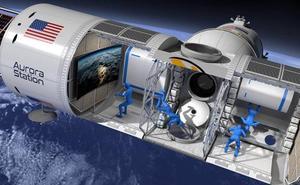 Ya puedes reservar una habitación en un hotel de lujo en el espacio
