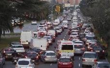 Dos nuevos accidentes colapsan la avenida del Cid en plena hora punta