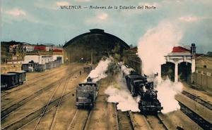 Un siglo de la Estación del Norte en imágenes