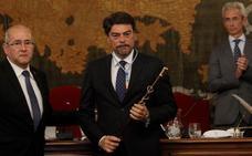 La izquierda pierde la alcaldía de Alicante, que vuelve a manos del PP